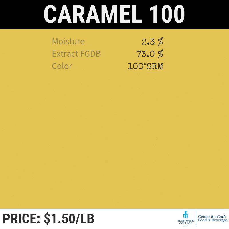 caramel 100-2
