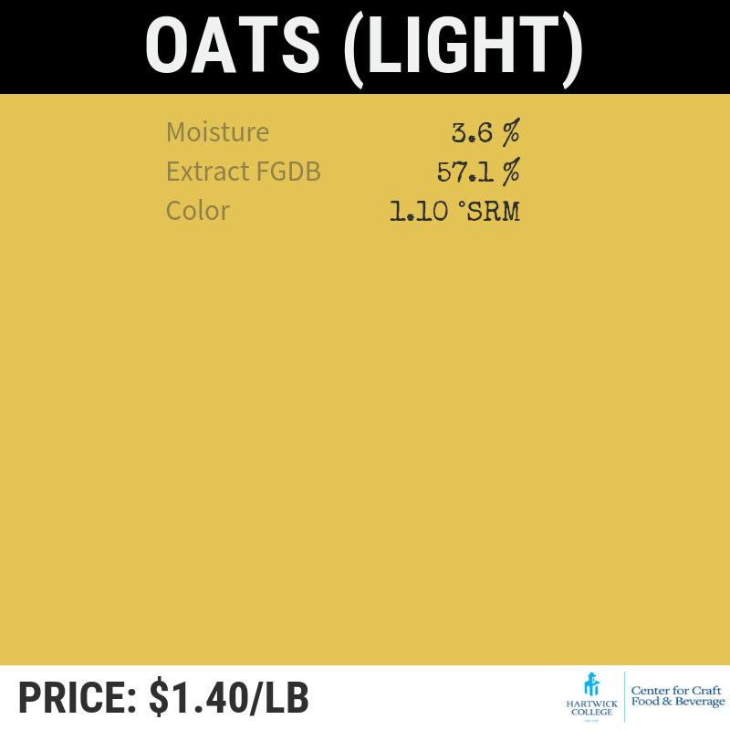 light oats